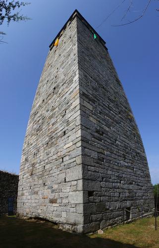Torre di Buccione, Lago d'Orta (2810 clic)
