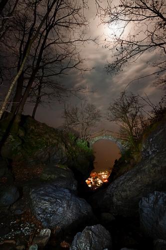 La civiltà che unisce porta la luce nelle tenebre, ponte Luet - Premosello chiovenda (592 clic)