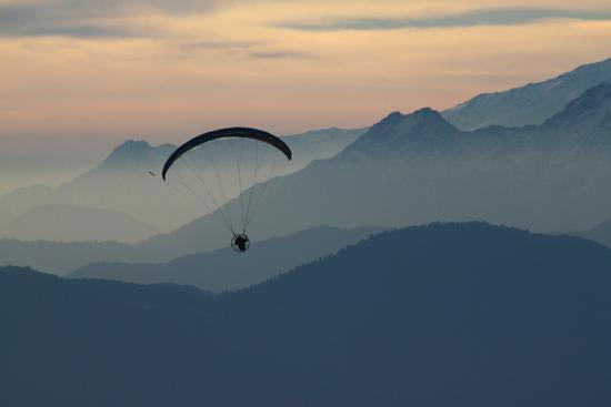 Volo a vela 3, Mottarone gennaio 2011 (2630 clic)