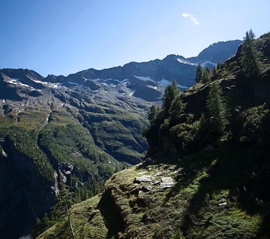 Alta valle Antrona - Antrona schieranco (810 clic)