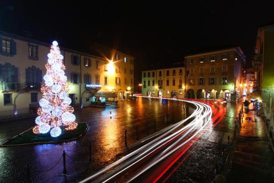 Natale in piazza del Popolo, Arona dicembre 2013 (1112 clic)