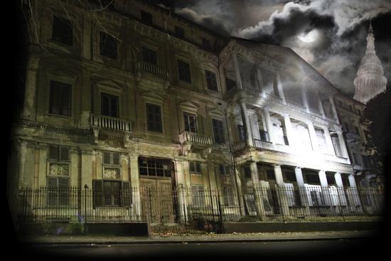 La Casa dimenticata, Casa Bossi SPFX, Novara dicembre 2010 (2261 clic)
