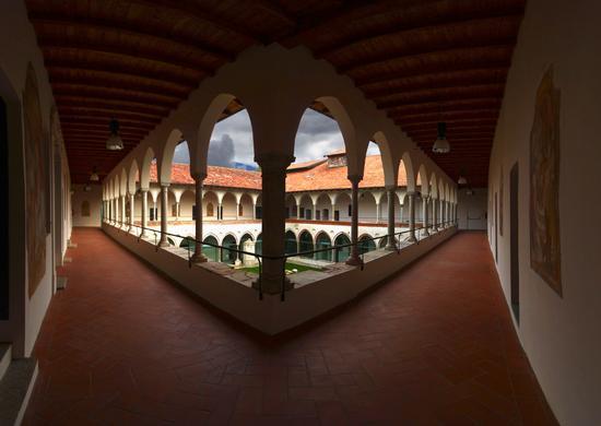 Monastero di Cairate ottobre 2013 (2866 clic)