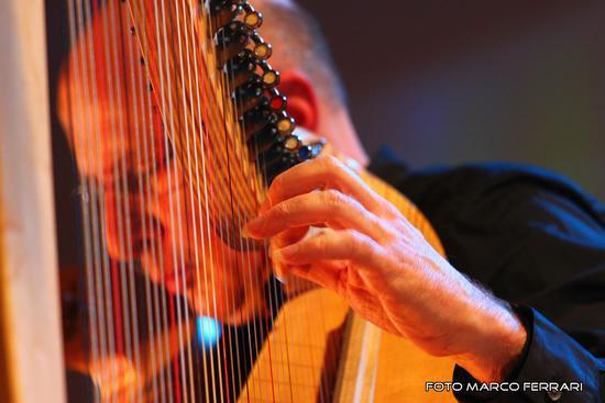 Vincenzo Zitello in concerto, manifestazione NovaAria 2011 pro Telethon - NOVARA - inserita il 22-Feb-11