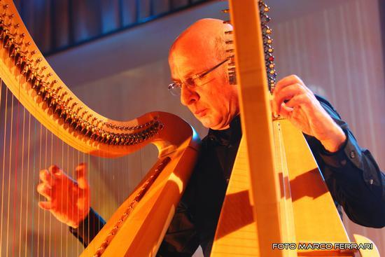 Vincenzo Zitello in concerto, manifestazione NovaAria 2011 pro Telethon - Novara (2174 clic)