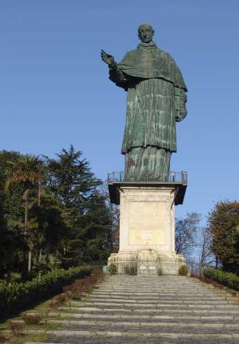 Colosso di San Carlo (SanCarlone), Arona, Piemonte (4352 clic)