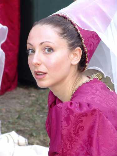 Pink lady, Palio di Asti, 16 settembre 2007 (2225 clic)