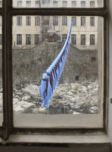 The Blue Penguins' Bridge, 3 - Biella (2418 clic)