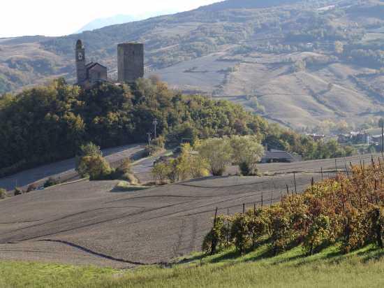 Bobbiano, Val Trebbia, Emilia Romagna 2007 (2381 clic)