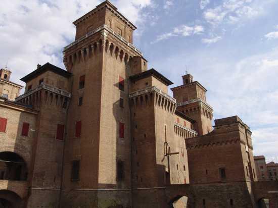 Castello Estense di Ferrara, Emilia Romagna (4521 clic)