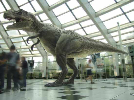 T-rex al multiplex Arcadia, 1 maggio 2007 - Melzo (2349 clic)