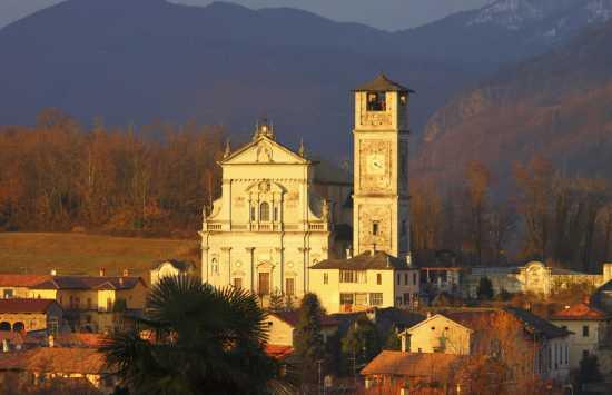 Chiesa di San Rocco, Miasino, Lago d'Orta, Cusio, Piemonte (3815 clic)