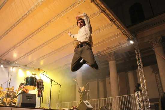 Lou Tapage in concert, manifestazione NovaAria 2009 - Novara (2666 clic)