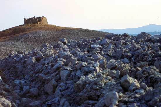 Campagna attorno a Volterra - VOLTERRA - inserita il 20-Jan-10