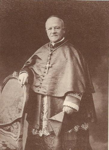 Immagine del Cardinale Federico Cattani - Marradi (2277 clic)