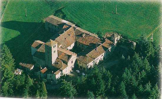Antico Monastero Vallombrosano XI sec | MARRADI | Fotografia di flavio sartoni