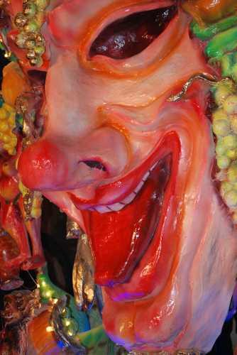 Maschera di Carnevale - Acireale (2589 clic)