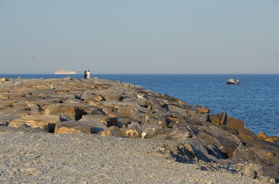 in riva al mare - Diano marina (1383 clic)