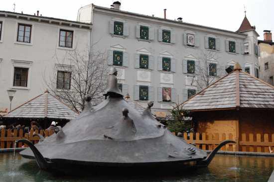 in piazza - Bressanone (2559 clic)