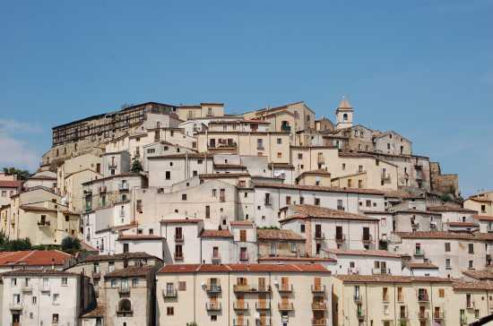 panorama - Calvello (3970 clic)