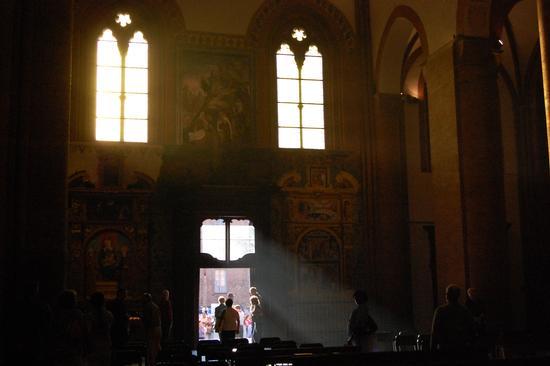 chiesa del carmine - Pavia (2381 clic)