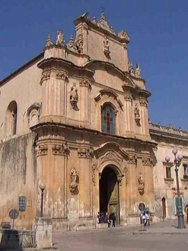 Chiesa Del Carmine - Scicli (4734 clic)