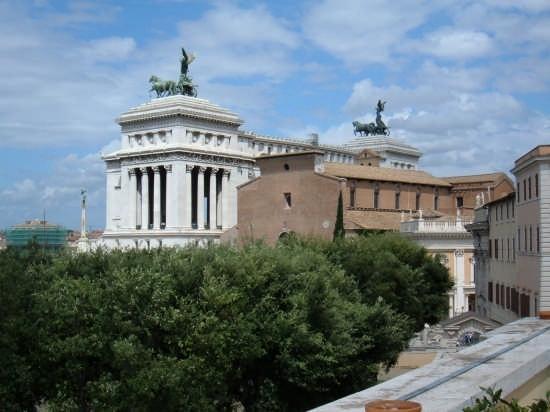L'Altare della Patria - Roma (8892 clic)