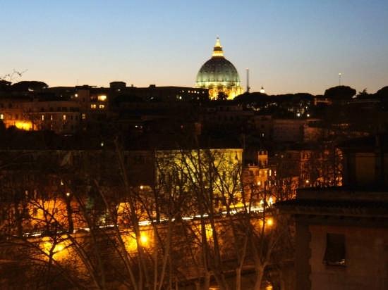 Subito dopo il tramonto - Roma (15226 clic)