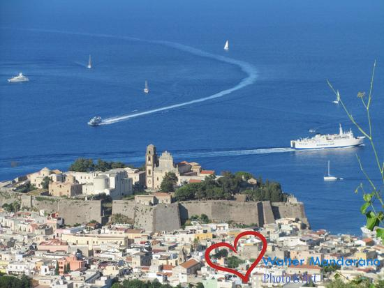 Panorama Isola di Lipari (1604 clic)