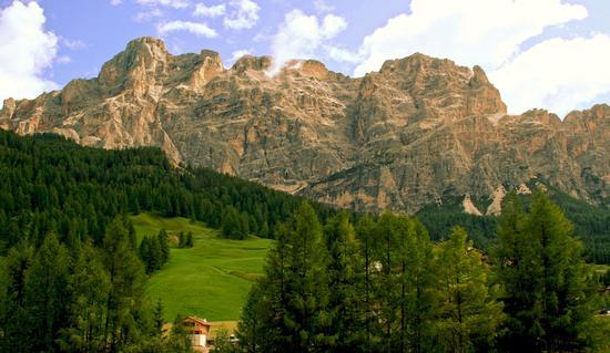 dolomiti - Val badia (3160 clic)