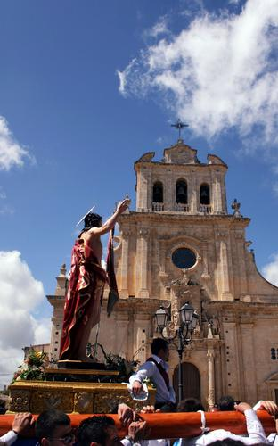 Pasqua a Ferla (2739 clic)