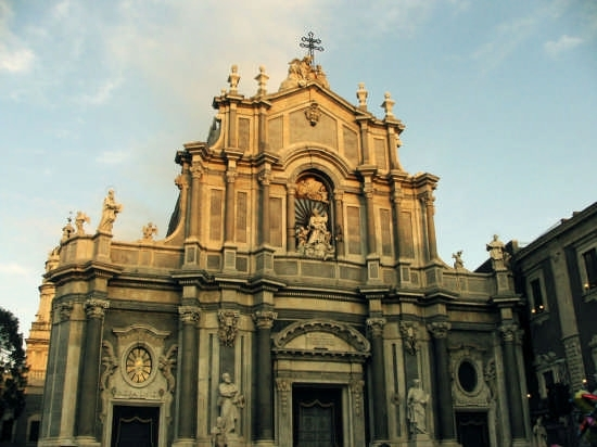 Duomo - Catania (4007 clic)
