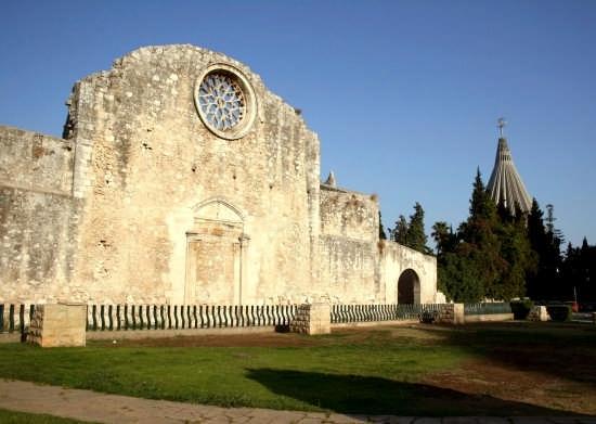 Chiesa di San Giovanni - Siracusa (3309 clic)