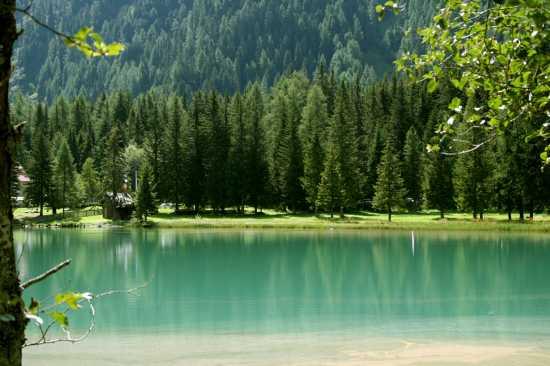 lago di Anterselva - RASUN ANTERSELVA - inserita il 24-Aug-09