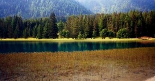 lago di anterselva - Rasun anterselva (5918 clic)