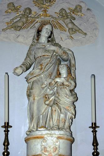 Madonna Dell'Udienza - Sambuca di sicilia (4855 clic)