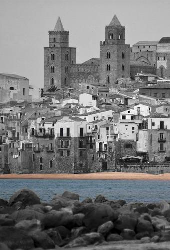 Paesaggio   - Cefalù (3622 clic)