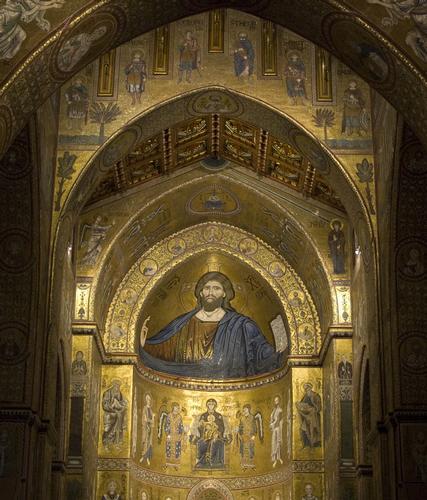 interno Duomo - Monreale (3239 clic)