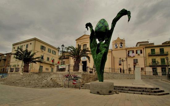 Piazza La Mantia - Cerda (2980 clic)