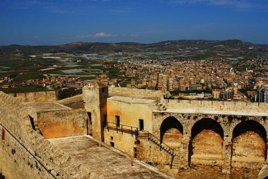 Licata dal Castello. (3480 clic)