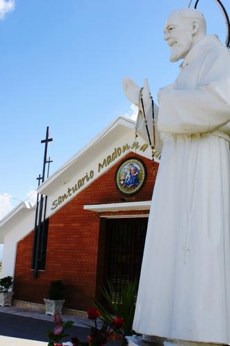 Santuario della Madonna Dell'Aiuto - Canicattì (2962 clic)