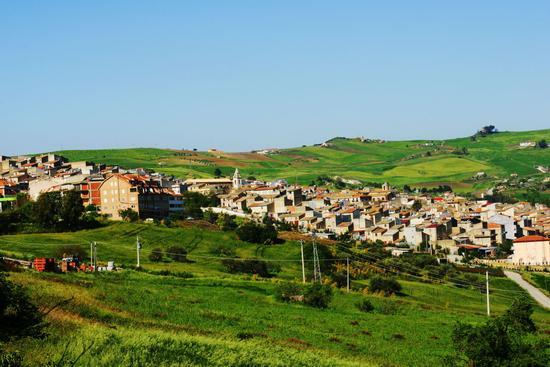Paesaggio - Valledolmo (3862 clic)