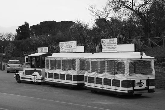 Trenino Stradale - Agrigento (2920 clic)