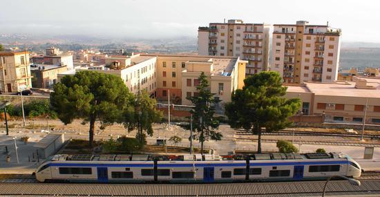 Stazione Ferroviaria - Agrigento (3003 clic)