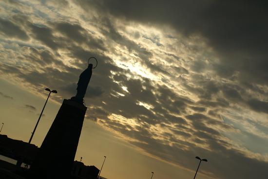 Madonnina Del Porto - San leone (3744 clic)