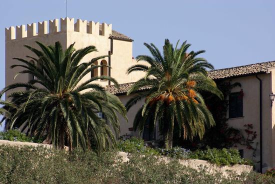 Castello Principi di Butera (3975 clic)