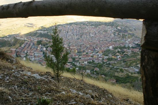 Cammarata Paesaggio (3592 clic)