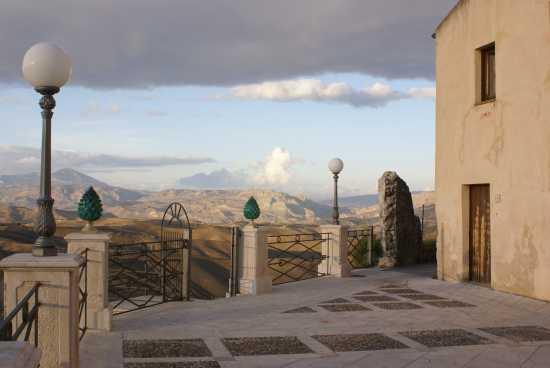 Balcone su Monte Cammarata - Comitini (3174 clic)