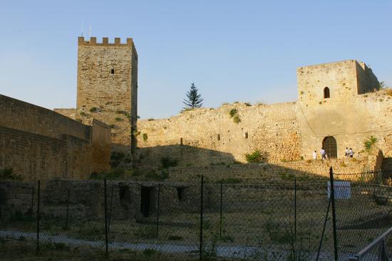 Castello Lombardia  - Enna (3210 clic)