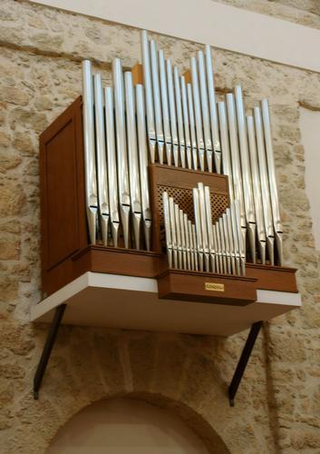 Organo a Canne Sospeso - Favara (5058 clic)